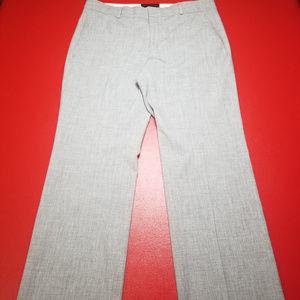 Banana Republic sz 8 Martin fit wd leg dress pants